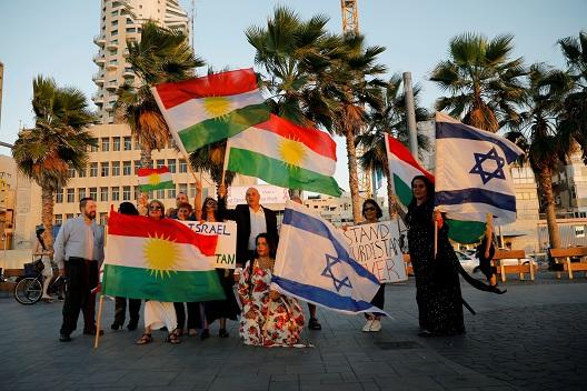 The precarious Kurdish-Israeli relationship, post-Kirkuk