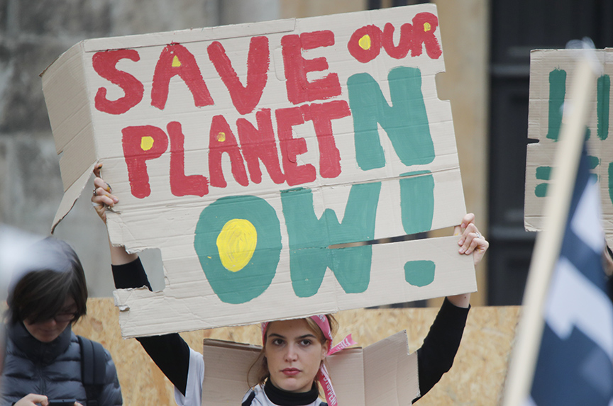 Bonn and Berlin: COP23 and Coalition Negotiations Face Climate Challenges