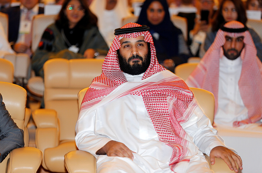 Did Saudi Crown Prince Just Endanger His Reform Agenda?