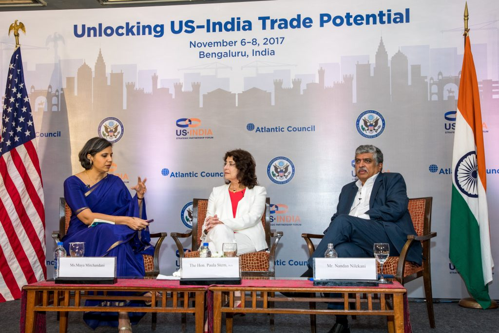 Unlocking US- India trade potential conference