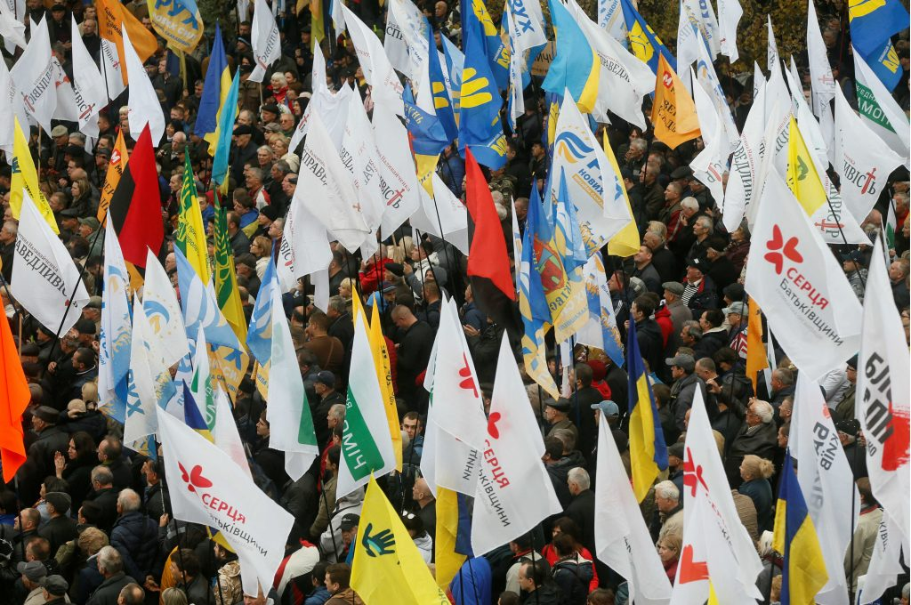 Elections Are Around the Corner, and Ukraine's Political Parties Are Not Ready
