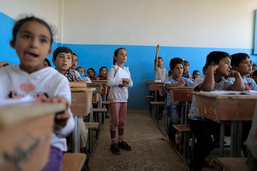 The Kurdish School Curriculum in Syria: A Step Towards Self-Rule?