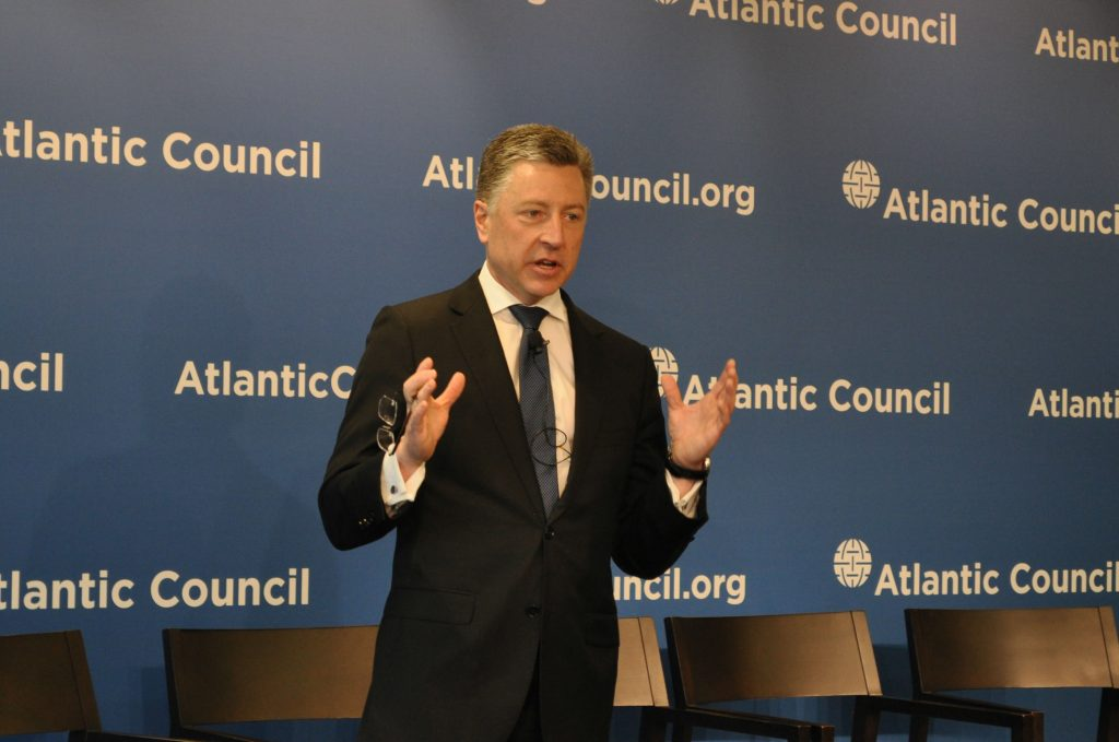 People Are Wrong about the War in the Donbas, Says US Envoy