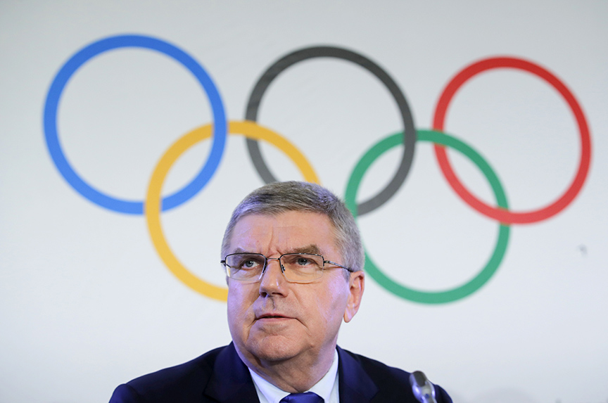 International Olympic Committee Knocks Russia Out of Winter Games