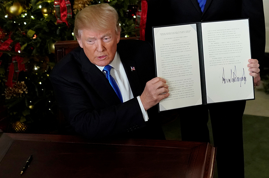 Trump's 'Pretty Serious Mistake' in the Middle East