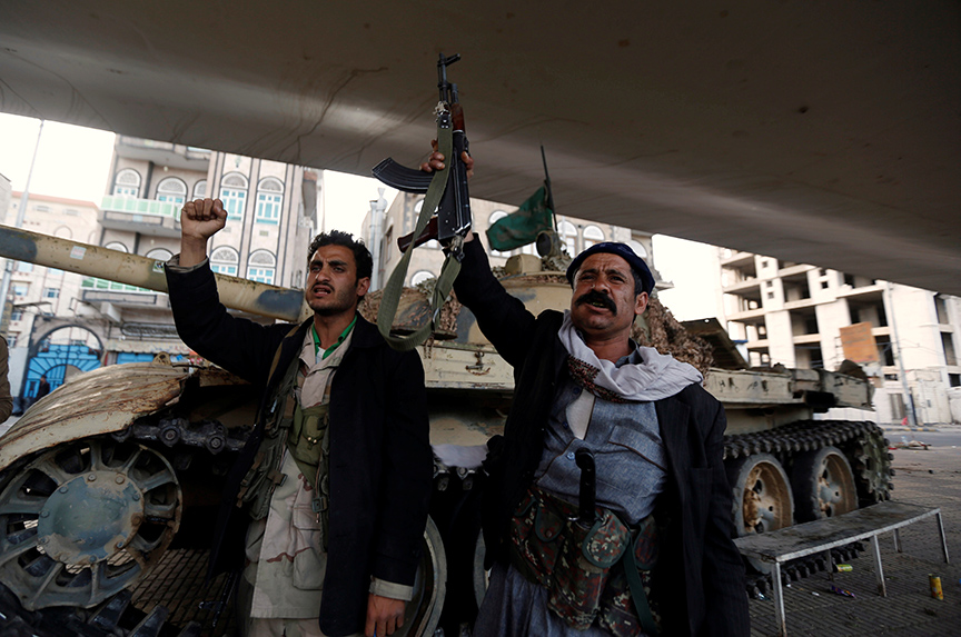 Iranian-Backed Houthis Just Caused a Self-Inflicted Wound by Killing Yemen's Former President