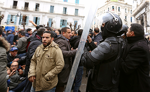 Tunisia 2018: Permanent mobilization or return to the past?