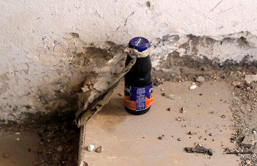 The Legacy of ISIS-Manufactured Mines in Raqqa