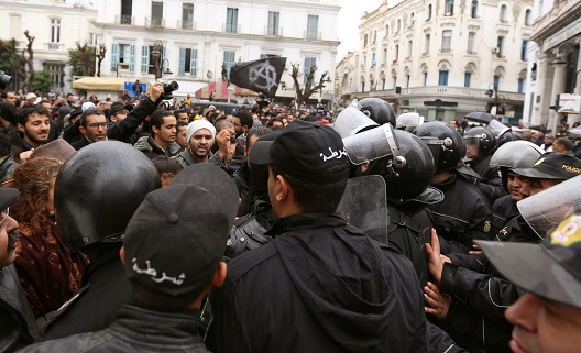 What's next? Seven years after Tunisia's spring