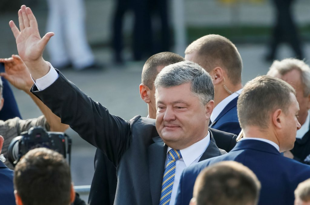 How Poroshenko Can Easily Be Reelected