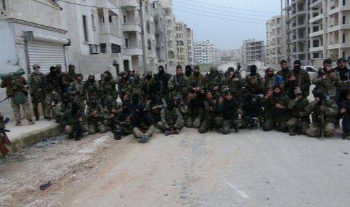 The current and future state of Caucasian groups in Syria