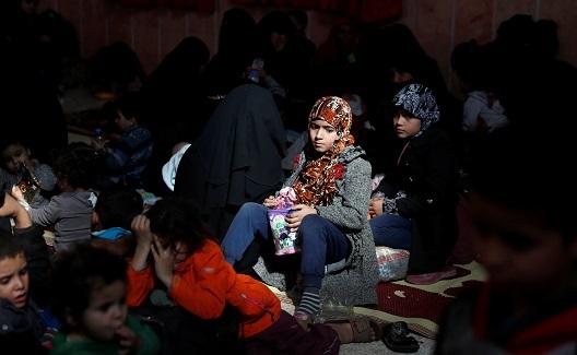 Raqqa: As Terrorism Fades, A Return to Everyday Life Awaits Local Consensus