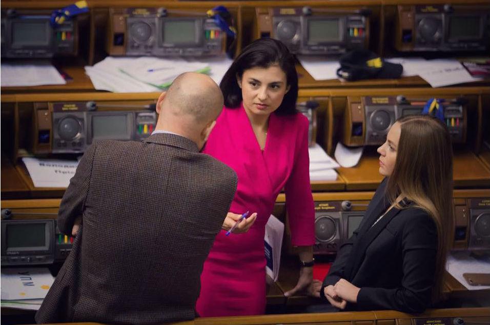 Ukraine's Got Plenty of Young, Principled, Genuinely European-Oriented Politicians