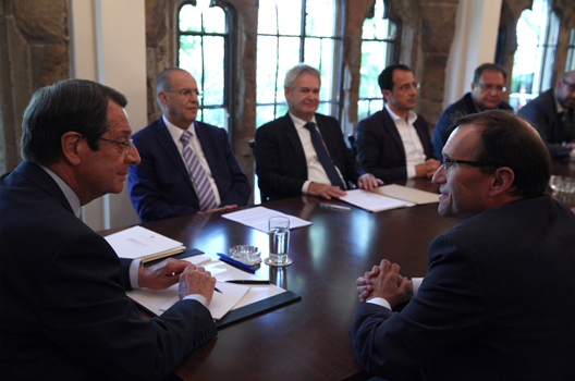 Energy Cooperation Should Be a Catalyst for Cyprus Peace Talks