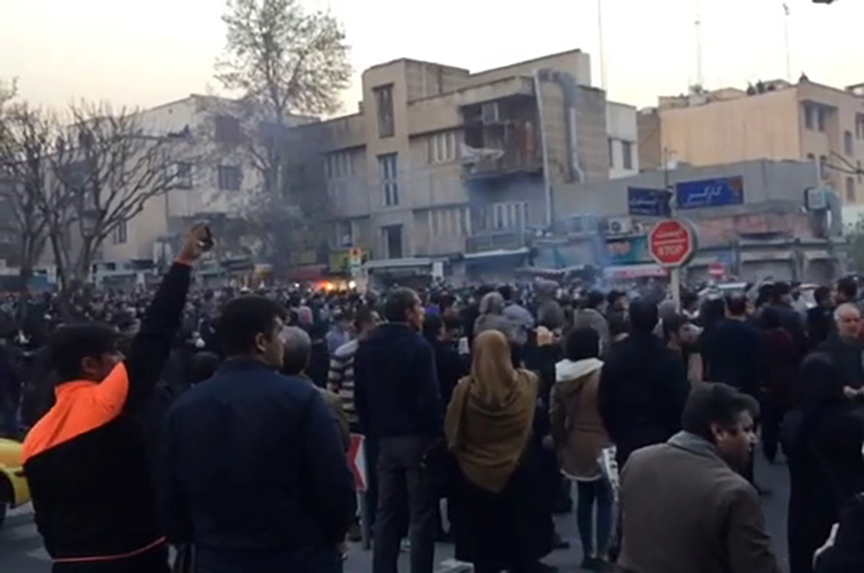 Here's Everything You Need to Know About the Protests in Iran