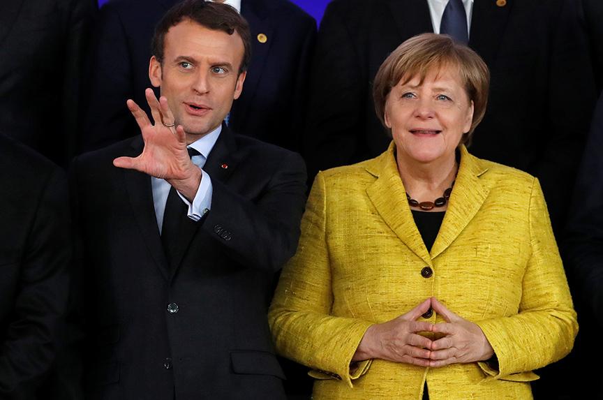 In 2018, Macron's Biggest Challenge Lies at Home