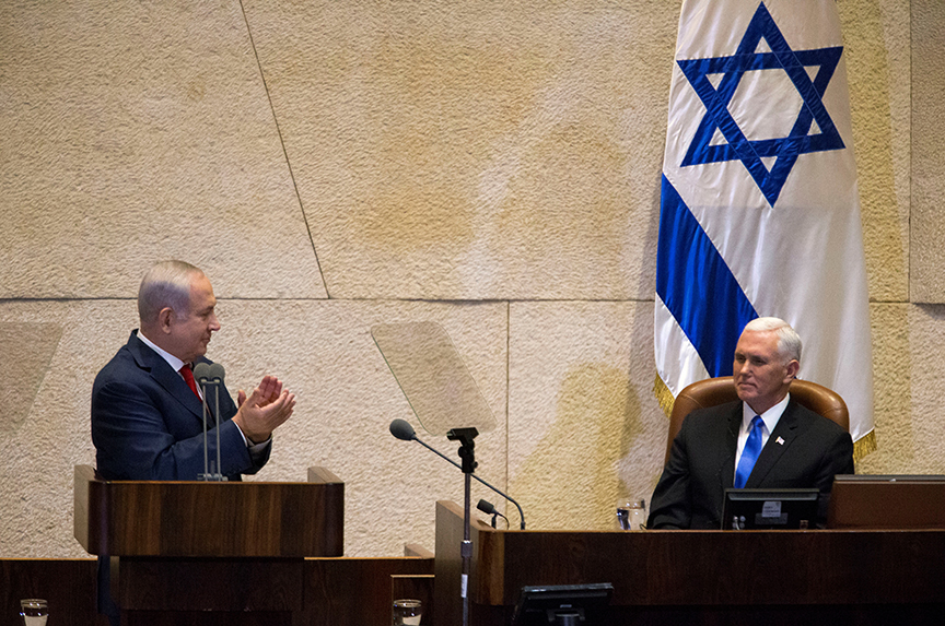 Mike Pence Just Said that the United States Will Open an Embassy in Jerusalem in 2019. Can That Happen?