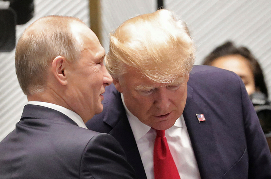 Trump's Wise Policy on Russia