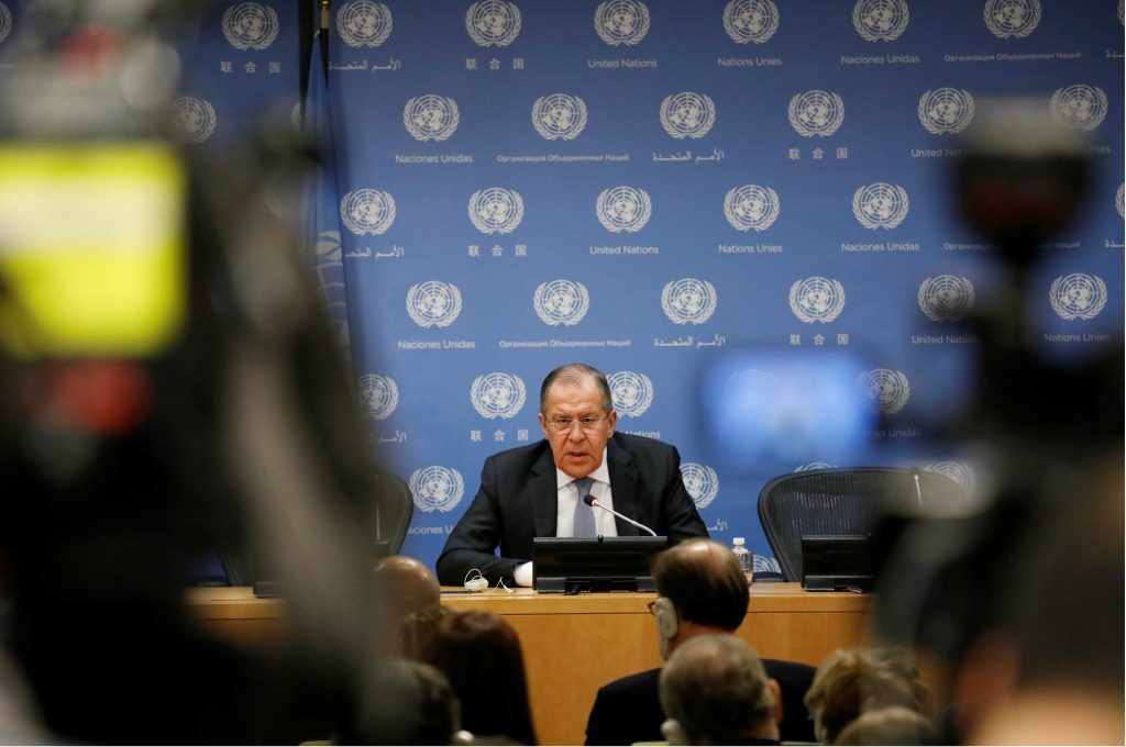 Will Russia Reinterpret International Law and Get Away With It?