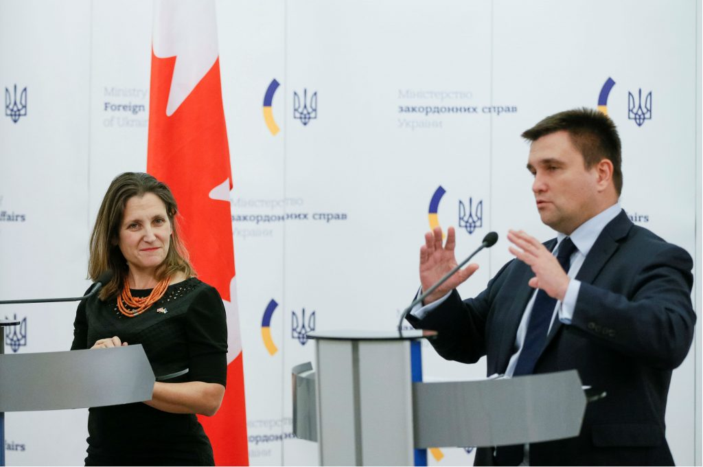 Canada's Big Opportunity to Push Back Against Putin