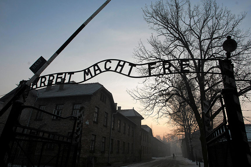 A Controversial Bill in Poland Would Make it Illegal to Use the Term 'Polish Death Camps'