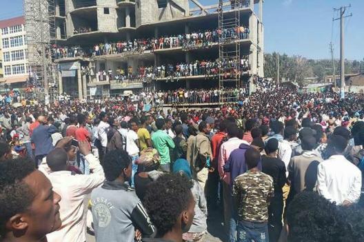 Ethiopia: End game?