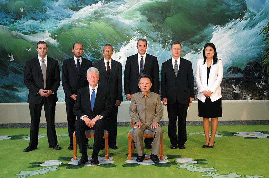 BillClinton NorthKoreaFeature