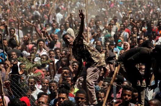 Ethiopia: At the precipice