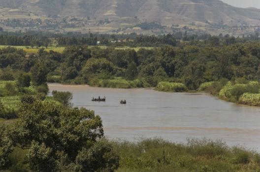 Ethiopian dam stokes regional tensions