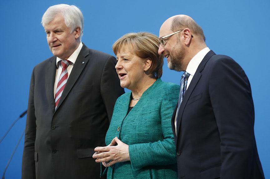 Germany Muddles Through