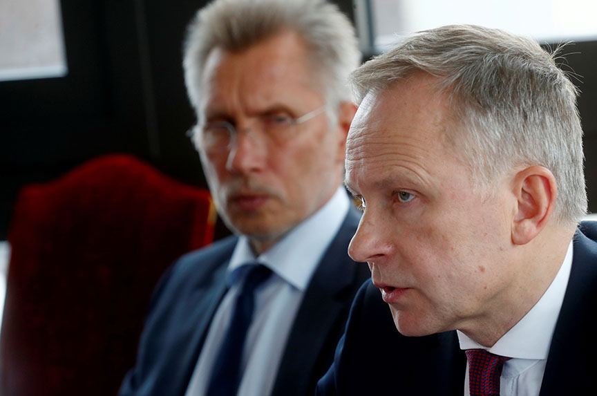 The Curious Case of Latvia's Banking Scandal