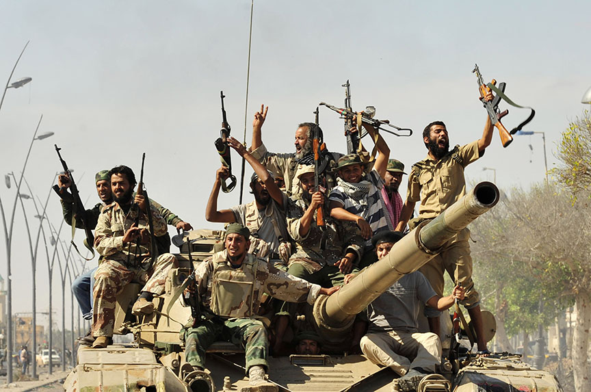 Timeline: How Libya's Revolution Came Undone