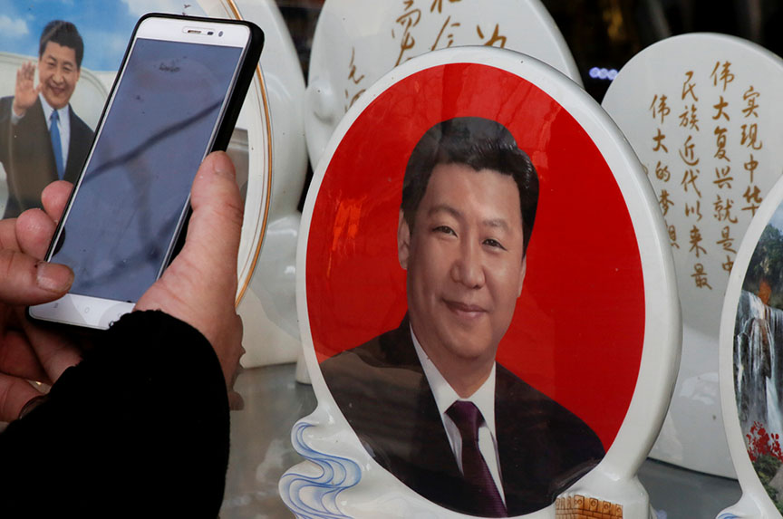 In China, the Dawn of the Xi Dynasty?