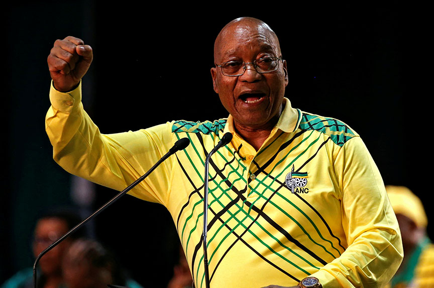 Total Recall: South Africa's President Zuma Told to Quit. Will He?