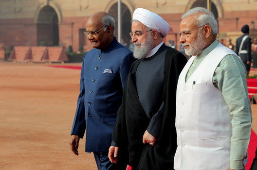 Iran and India Revive Economic Relations with New Chabahar Agreement