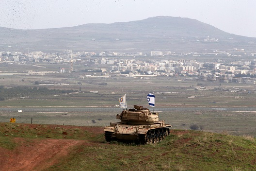 The ongoing Israel-Iran proxy war in Syria