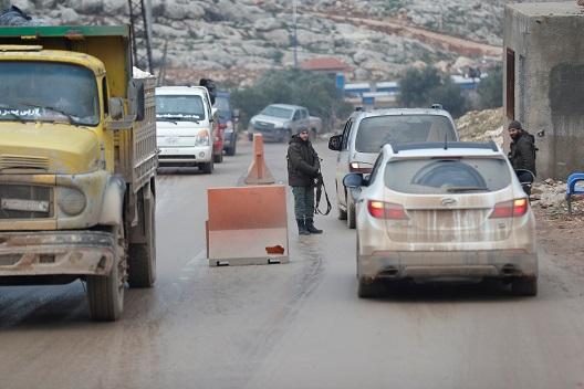 """""""Sawa'id Al-Khair"""" Interferes with Humanitarian Work in Idlib"""