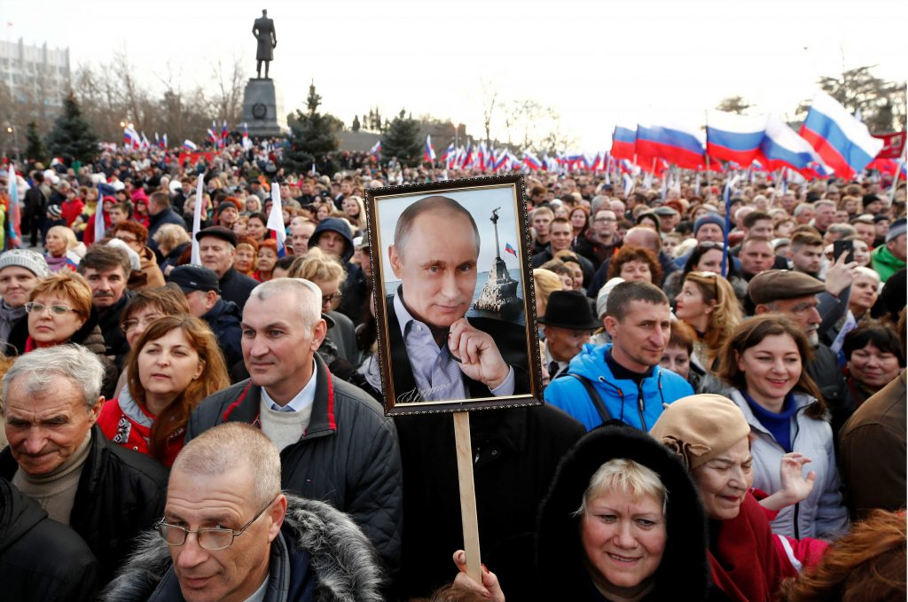 Sorry, Putin. Crimea still isn't yours