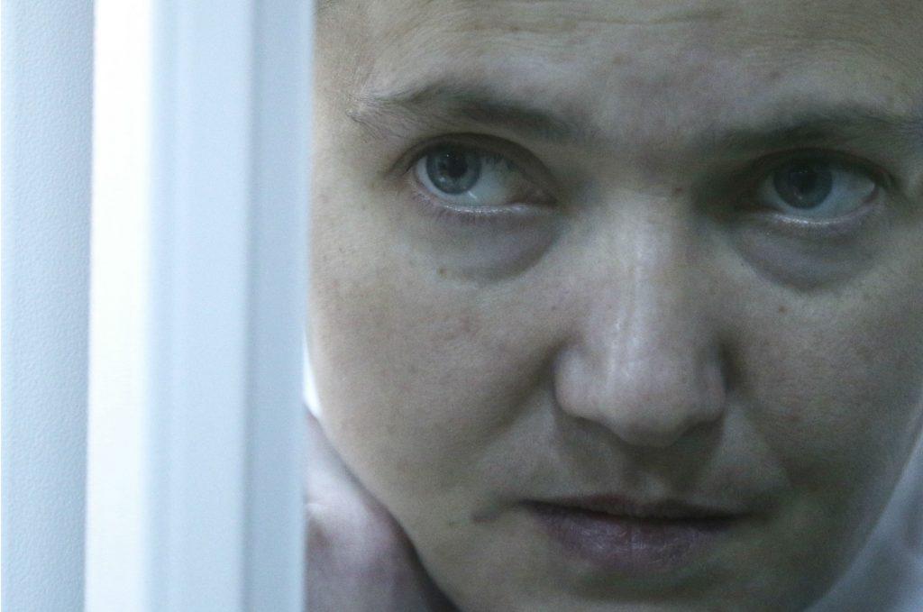 What's Up with Nadiya Savchenko?