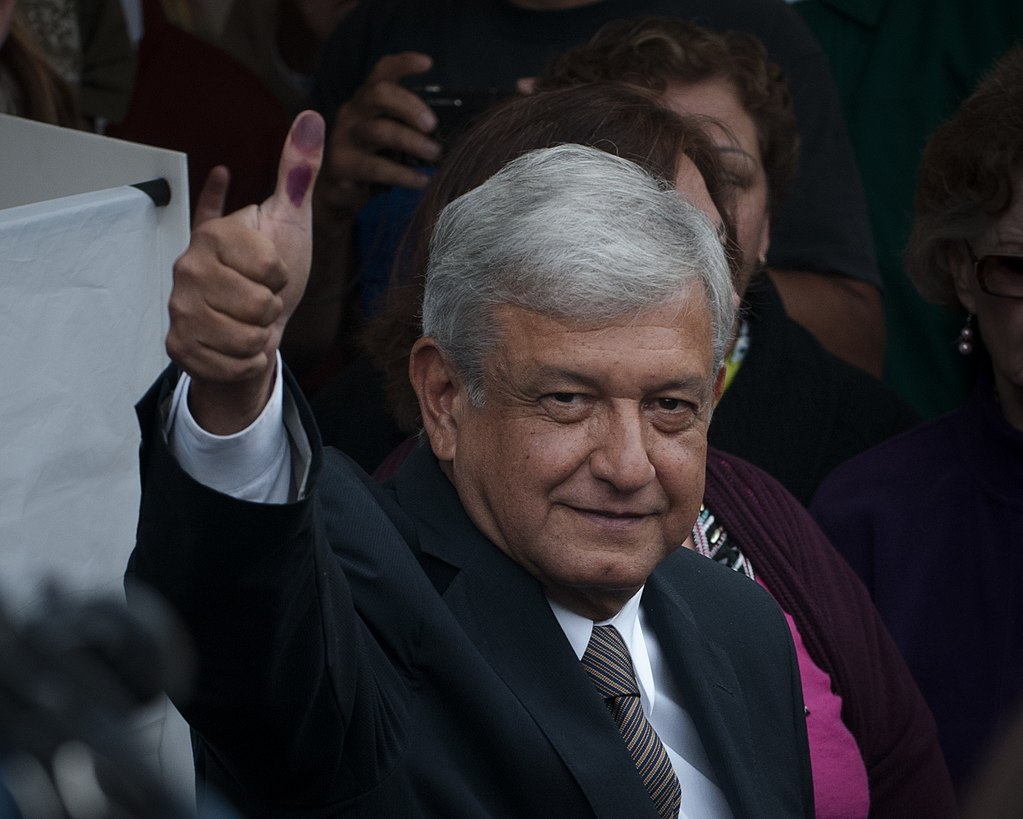 Mexico's presidential election: Energy reforms at risk