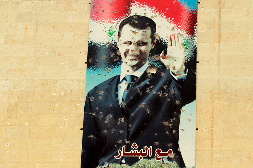 Bashar al-Assad: A Profile of a Mass Murderer