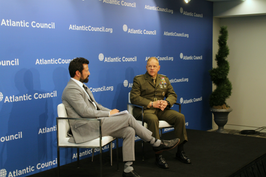 US Marine Corps: A Strategic Look with General Neller
