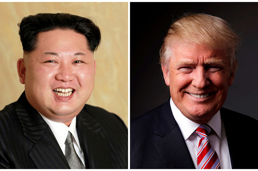 Trump and North Korea: From 'Fire and Fury' to Diplomacy
