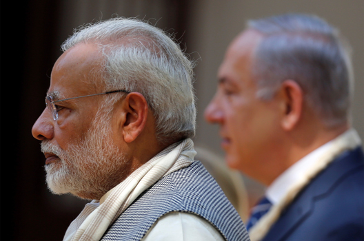 A Renewed Foresight in Middle Eastern Diplomacy: India's Role at the Table