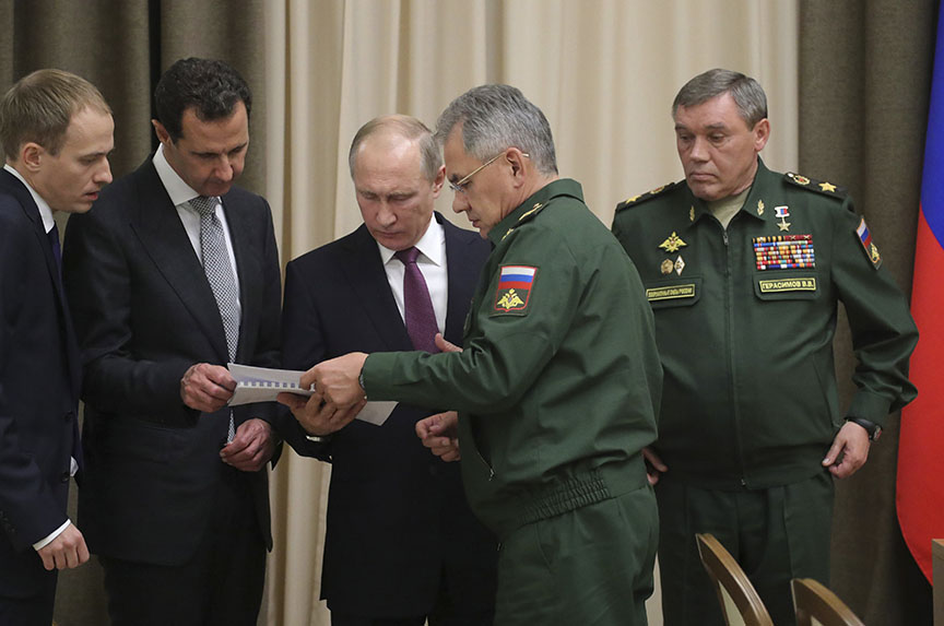 Russia Makes a Killing off its Military Support to Assad