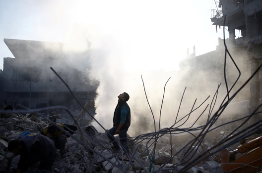7 Things to Know About the Past 7 Years of War in Syria