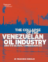 The collapse of the Venezuelan oil industry and its global consequences