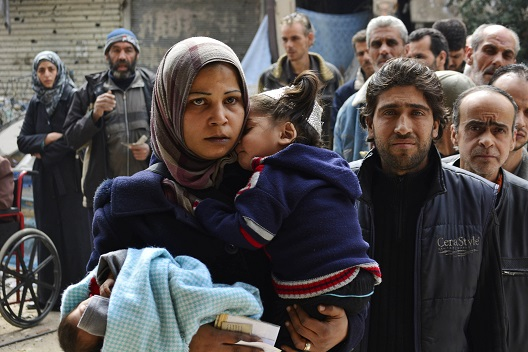 The Second Exodus:Tracing the Footsteps of Palestinian Refugees in Syria