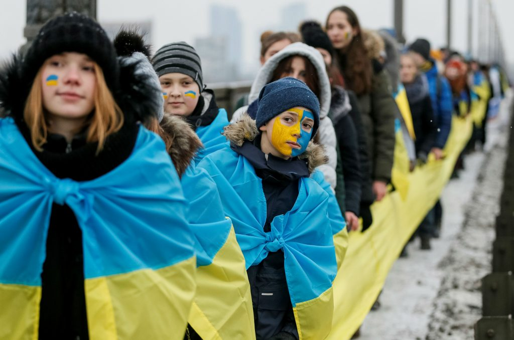 Nationalism Is on the Rise in Ukraine, and That's a Good Thing