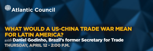 Event Recap: US-China Trade Tensions and What It Means for Latin America? (Call)